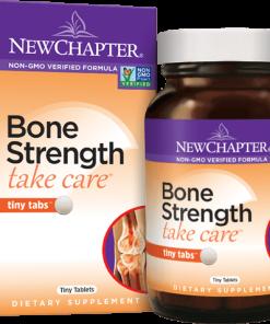Bone Strength Take Care Tiny Tablets