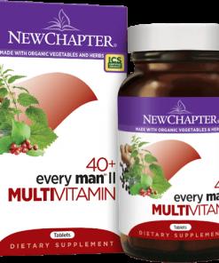 Every Man II 40+ Multivitamin Tablets