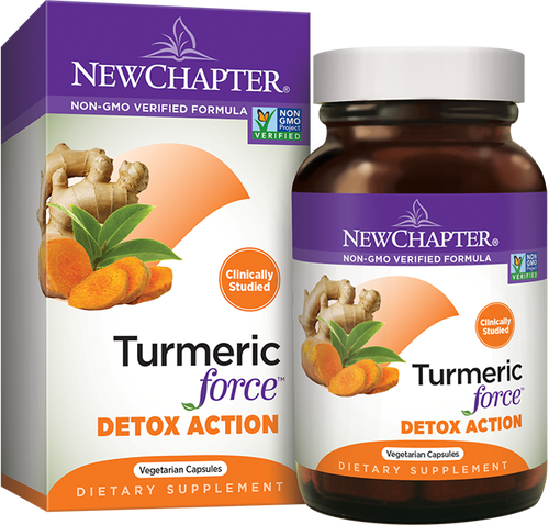 New Chapter Fermented Turmeric