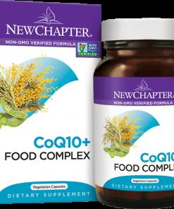 CoQ10+ Food Complex Capsules