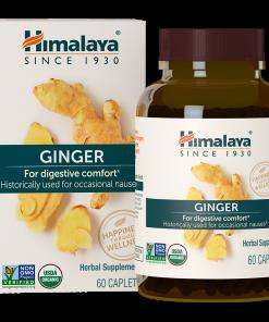 Organic Ginger Caplets