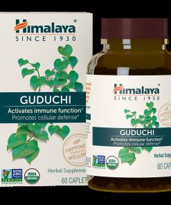 Organic Guduchi Caplets