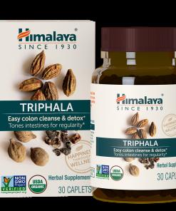 Himalaya Organic Triphala