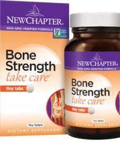 Bone Strength Tiny Tablets
