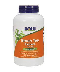 Green Tea Extarct Bottle