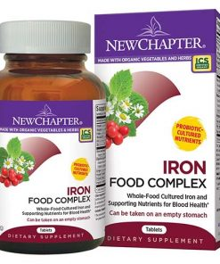 New Chapter Iron Food