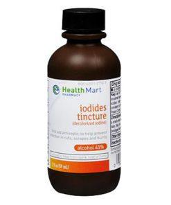 Health Mart Iodides Tincture